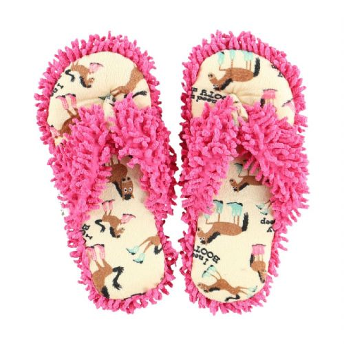 LazyOne Booty Sleep Spa Slippers